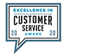 Excellence in Customer Service Award 2020
