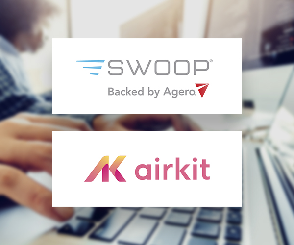 Swoop Dispatch Management Integrates with Airkit