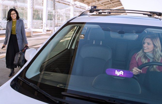 Agero partners with Lyft to offer insurers an alternative transportation  solution they can provide to policyholders.