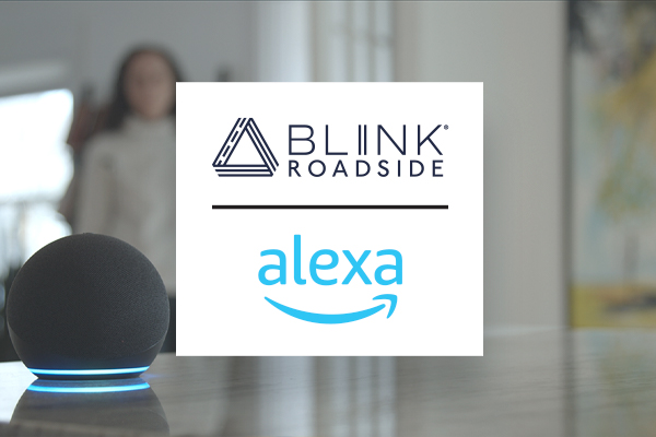 Roadside assistance becomes simpler than ever with Agero's Blink Roadside Amazon Alexa Skill
