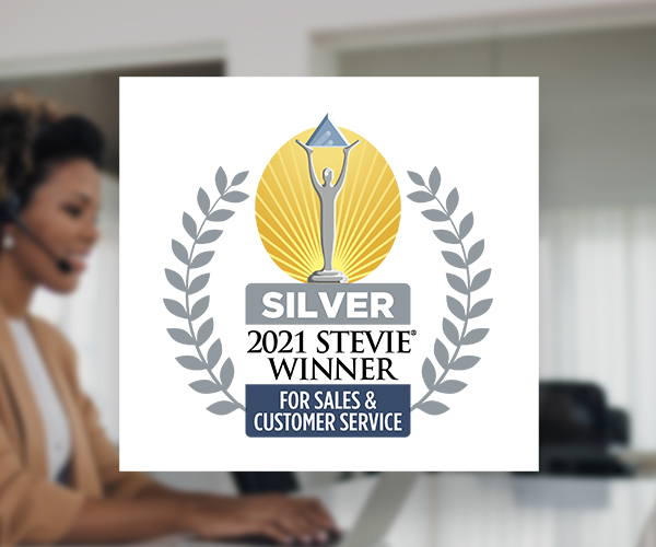Agero Wins Stevie Award for Best Response by Customer Service Team